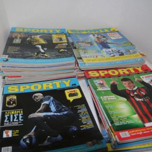 Sporty Περιοδικά