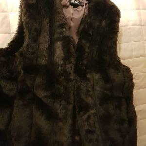 Γιλεκο γουνινο DKNY