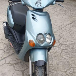 Yamaha ovetto 105cc