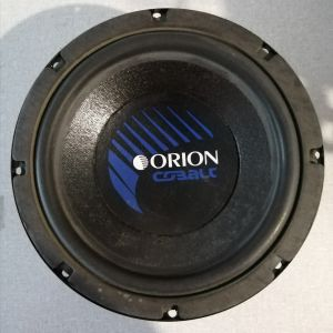 Orion combalt 300 watt subwoofer