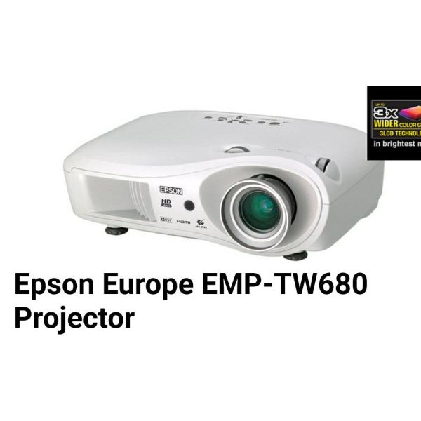 video projector Epson