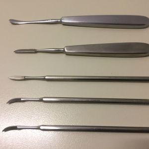 5 Εργαλεία εξακτικής.