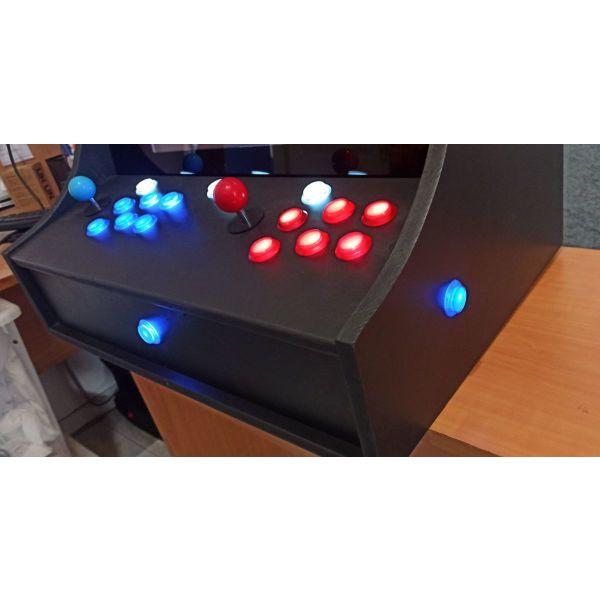 Arcade retro kampina polipachnido. me 10.000 pechnidia prosfora!