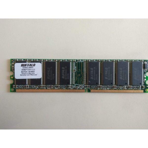polisi mnimis RAM 256MB