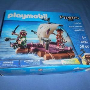 PLAYMOBIL 6682 PIRATES - ΠΕΙΡΑΤΙΚΗ ΣΧΕΔΙΑ