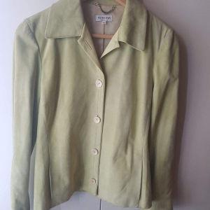 Jacket Agnona - suede