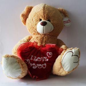 αρκουδακι  με καρδια