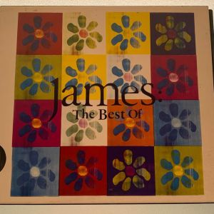 James - The best of cd