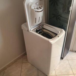 Πλυντήριο ρούχων άνω φόρτωσης Intesit 5kg