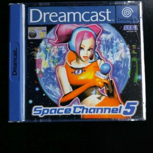 Space Channel game για Dreamcast