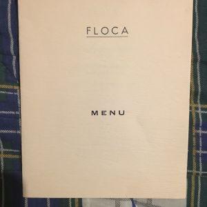 FLOCA MENU TOY 1951