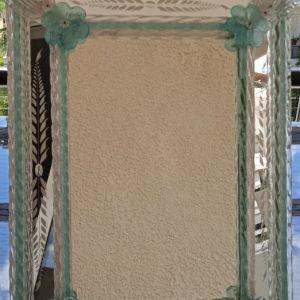 Καθρέφτης επιτραπέζιος χειροποίητος Murano