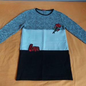 Παιδικό μπλουζοφόρεμα chief χειμερινό μακρυμάνικο