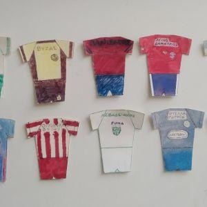 Φανέλες ομάδων Α' Εθνικής