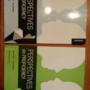 2 βιβλία αγγλικών για proficiency