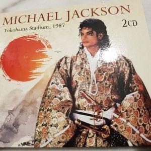 "MICHAEL JACKSON – ""Yokohama stadium, 1987"" (Roxvox) pop (2cd!!!)"