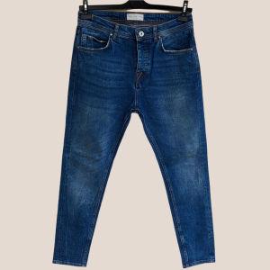 Αντρικό τζιν παντελόνι Zara