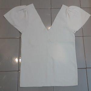 Μπλουζάκι λευκό MNG