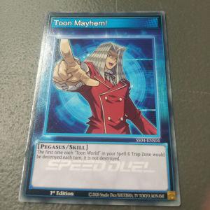 Skill Cards (Pegasus)