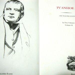 Sir Walter Scott. IVANHOE