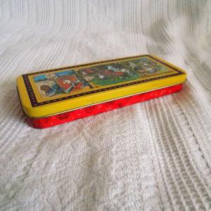 τσιγκινο κουτι 'Αλικη'