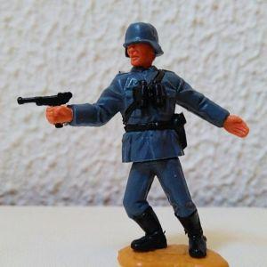 Παλιό Vintage ΄70-΄80 Γερμανός Στρατιώτης Timpo