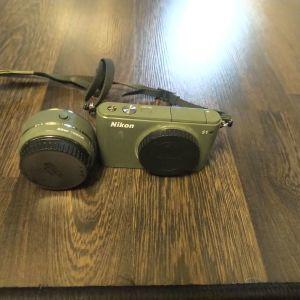 NIKON S1 MIRRORLESS CAMERA φωτογραφικη μηχανη