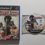 Prince Of Persia The Two Thrones PS2 (ΕΞΑΙΡΕΤΙΚΗ ΚΑΤΑΣΤΑΣΗ)