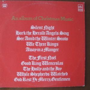 Album of Christmas Music lp Βινυλιο