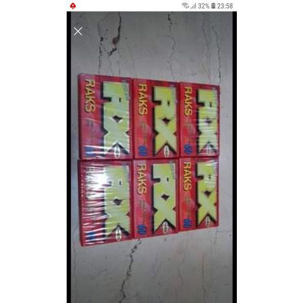 palies kasetes ichou