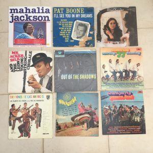 Δίσκοι Βινυλίου Ξένης Μουσικής