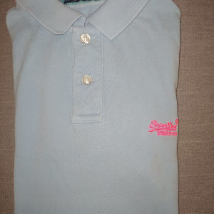 SUPERDRY POLO T-SHIRT FOR MEN