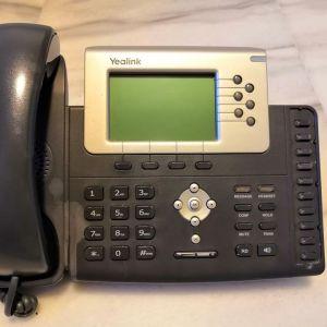 Yealink SIP Τ28Ρ VoIP Phone