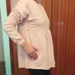 Μπλούζα εγκυμοσύνης premaman νούμερο medium