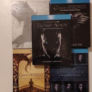 Game of Thrones Blu-ray Σεζόν 3,4,5,6,7 με ελληνικούς υπότιτλους