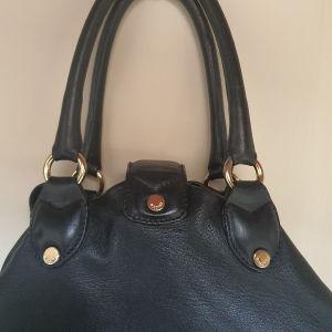 Δερμάτινη τσάντα Moschino