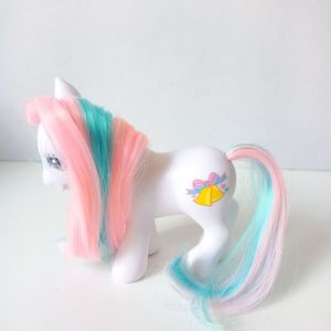 My little pony G3 Lulabelle wedding bells - Μικρό μου πόνυ
