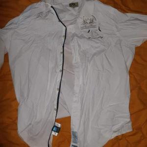 Ανδρικό πουκάμισο la Martina XXL