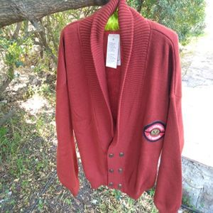 Vintage ζακέτα πλεκτή tricoteen 90s