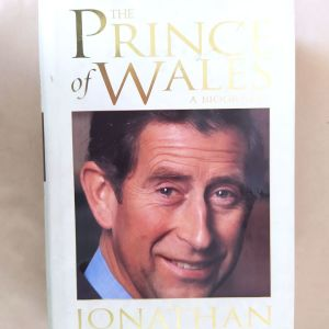 THE PRINCE OF WALES CHARLES A BIOGRAPHY BY JONATHAN DIMBLEBY