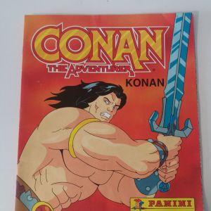 ΑΛΜΠΟΥΜ CONAN(PANINI)1994