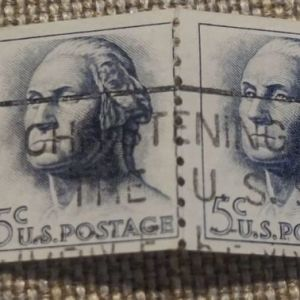 1962 George Washington ( 4αδα)