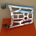 Πλάτη και σχάρα για Yamaha drag star xvs 650, 400