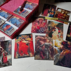 Κασετίνα με 40 ευχετήριες κάρτες