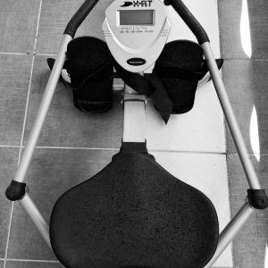 κωπηλατικό μηχάνημα γυμναστικής