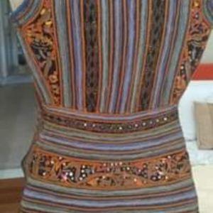 Σεγκουνα η σεγκουνι. Παραδοσιακή φορεσιά