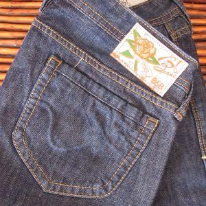 Γυναικείο τζήν παντελόνι BSB σε ίσια γραμμή