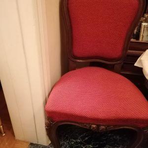 Καρεκλες με σκαλισμα