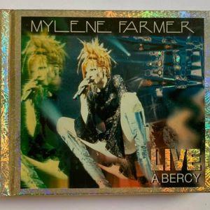 Mylene Farmer - Live a Bercy (digipack 1st edition)