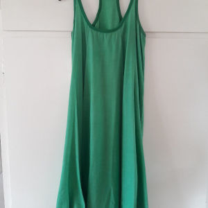 Φόρεμα πράσινο μακρύ